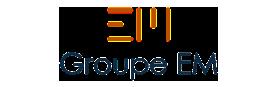 Groupe EM Logo
